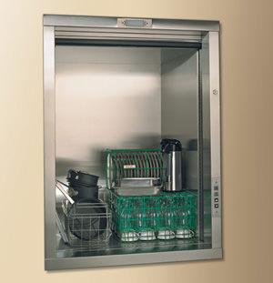 Dumbwaiters in utah timpanogos elevator co for Exterior dumbwaiter