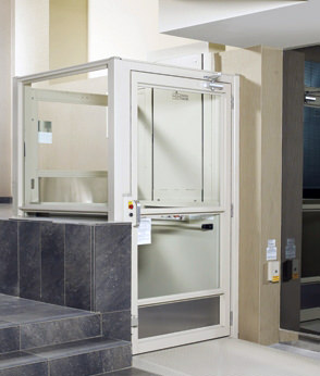 Vertical Platform Wheelchair Lifts in Utah